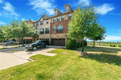 Irving Townhouse Active Option Contract: 7897 Morven Park