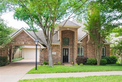 Garland Single Family Home Active Option Contract: 7413 Hardwick Drive