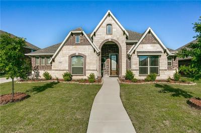 Desoto Single Family Home For Sale: 1104 Keats Drive
