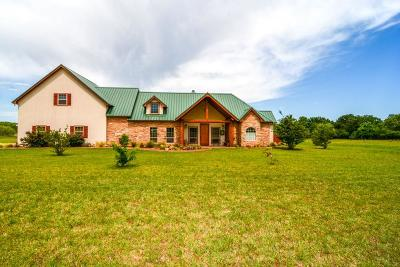 Stephenville Single Family Home For Sale: 600 Timber Ridge Drive