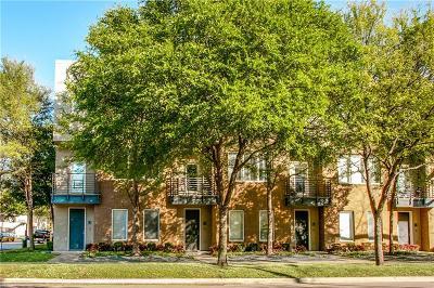 Dallas Condo For Sale: 4330 McKinney Avenue #2