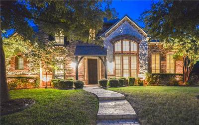 Allen Single Family Home Active Option Contract: 1105 Canton Court