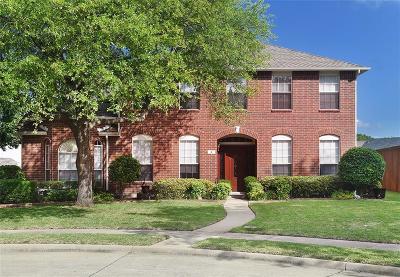 Allen Single Family Home For Sale: 2 Morningside Court