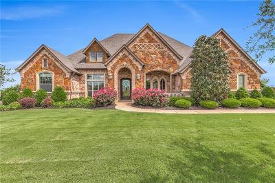 Fort Worth Single Family Home Active Option Contract: 1227 Meredith Creek Lane