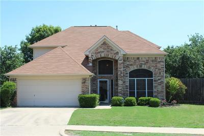 Hurst Single Family Home For Sale: 404 Woodland Court