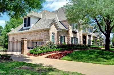 Southlake Single Family Home Active Option Contract: 230 Creekway Bend