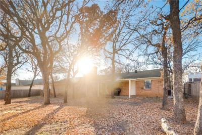 Keene Single Family Home For Sale: 209 Mistletoe Lane