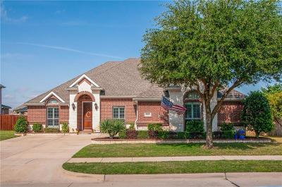 Parker County, Tarrant County, Hood County, Wise County Single Family Home Active Option Contract: 8000 Comstock Drive