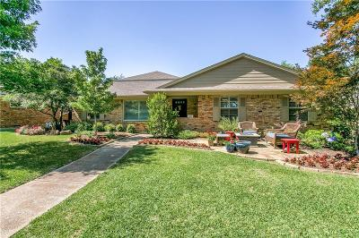 Richardson Single Family Home For Sale: 1116 Navaho Trail