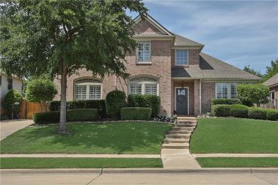 Keller Single Family Home For Sale: 803 Twin Creeks Drive