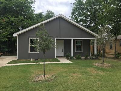 Dallas County Single Family Home For Sale: 3600 Reese Drive