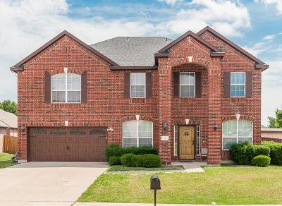 Mansfield Single Family Home For Sale: 1 Westgrove Court