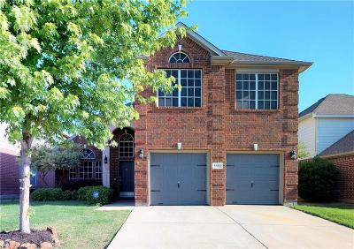 Fort Worth Single Family Home Active Kick Out: 3804 Cedar Falls Drive