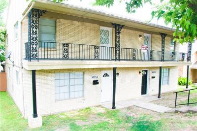 Dallas Multi Family Home For Sale: 8151 Ferguson Road