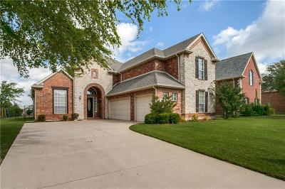 Rowlett Single Family Home For Sale: 10017 Waterview Parkway