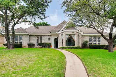 Bedford, Euless, Hurst Single Family Home For Sale: 417 Eagle Drive
