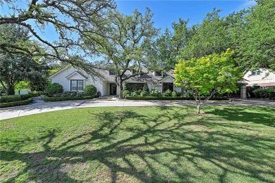 Fort Worth Single Family Home For Sale: 6313 Pamlico Road