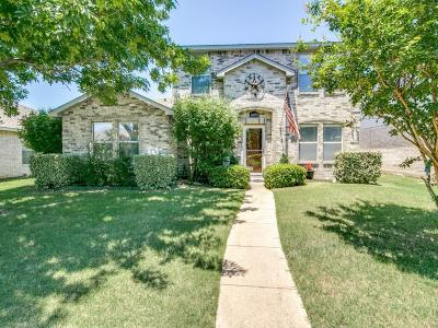 Rockwall Single Family Home For Sale: 1480 Englewood Drive