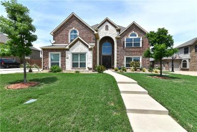 Midlothian Single Family Home For Sale: 2609 Winding Creek Drive