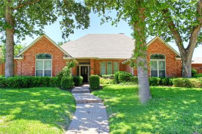 Coppell Single Family Home For Sale: 119 Winding Hollow Lane