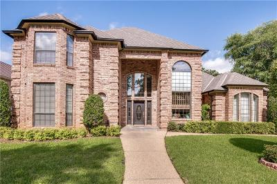 Arlington Single Family Home For Sale: 2808 Briar Knoll Drive