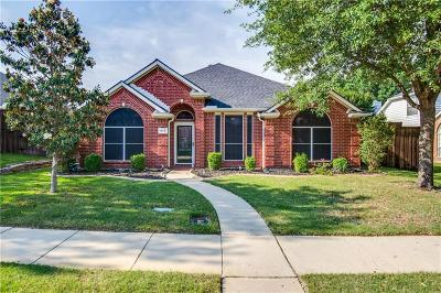 Lewisville Single Family Home Active Option Contract: 412 Cody Lane