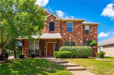 Denton County Single Family Home For Sale: 5633 Sundance Drive