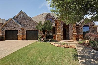 Mansfield Single Family Home Active Option Contract: 1211 Northglen Court