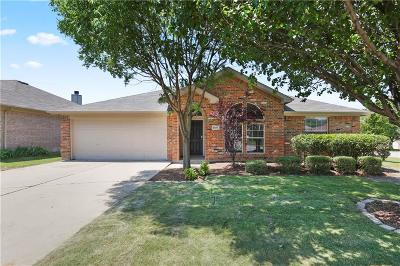 Arlington, Mansfield Single Family Home For Sale: 1809 Cancun Drive