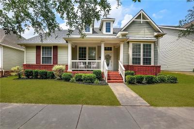 North Richland Hills Single Family Home For Sale: 8521 Hudson Street