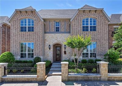 Southlake Single Family Home For Sale: 407 Palladian Boulevard