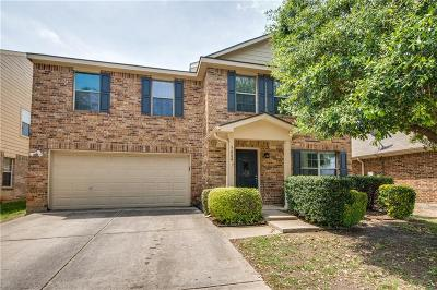 Fort Worth Single Family Home Active Option Contract: 5004 Raymond Drive