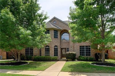 Keller Single Family Home For Sale: 1710 Rosebriar Lane