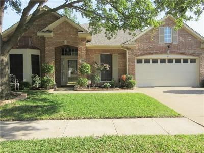 Parker County, Tarrant County, Hood County, Wise County Single Family Home For Sale: 3116 Waterside Drive