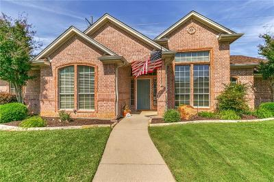 North Richland Hills Single Family Home Active Contingent: 7316 Spring Oak Drive
