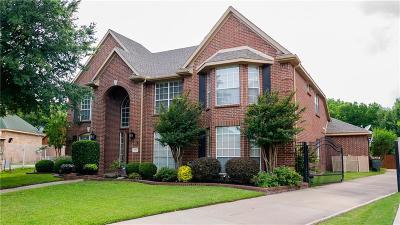 Colleyville Single Family Home Active Option Contract: 6918 Meade Drive
