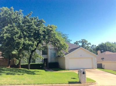 Arlington Single Family Home For Sale: 4902 Landrun Lane