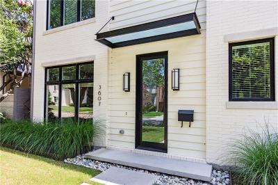 Single Family Home For Sale: 3607 Granada Avenue