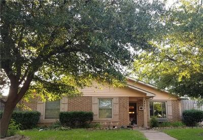 Plano Single Family Home For Sale: 4041 Mountain Pass