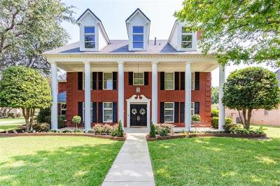Colleyville Single Family Home For Sale: 4613 Westbury Drive