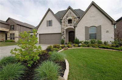 Wylie Single Family Home For Sale: 1614 Mariners Hope Way