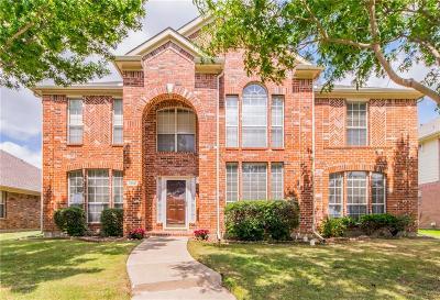 Carrollton Single Family Home For Sale: 3941 Legacy Trail