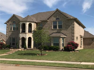 Desoto Single Family Home Active Option Contract: 933 Regal Bluff Lane
