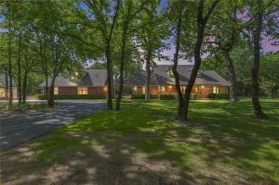 Granbury Single Family Home Active Option Contract: 4721 Rawhide Court