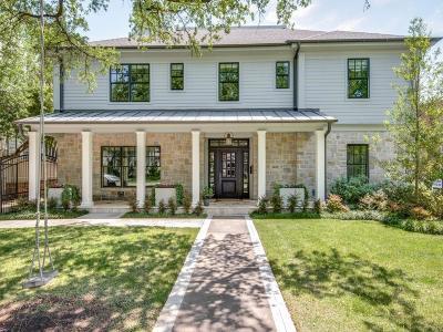 University Park Single Family Home For Sale: 3429 Hanover Street