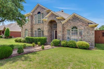 Rowlett Single Family Home Active Option Contract: 8710 Gulfview Drive