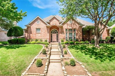 Allen Single Family Home For Sale: 402 Twin Creeks Drive