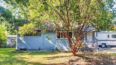 Haltom City Single Family Home Active Option Contract: 2405 Harrow Lane
