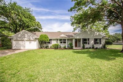 Single Family Home For Sale: 11224 Jamestown Road