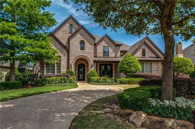 Lewisville Single Family Home For Sale: 2623 King Arthur Boulevard